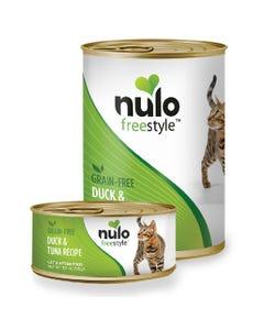 Nulo Freestyle Cat & Kitten Wet Food - Duck & Tuna Recipe