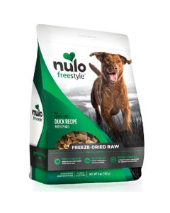 Nulo Freestyle Freeze-Dried Raw Duck with Pears Dog Food