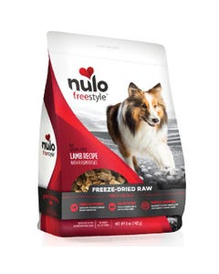 Nulo Freestyle Freeze-Dried Raw Lamb with Raspberries Dog Food