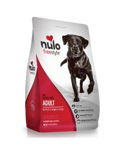 Nulo Freestyle High-Meat Kibble Adult Dog Food - Lamb & Chickpeas Recipe