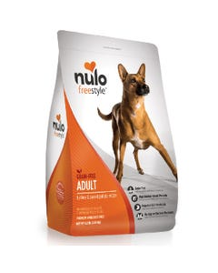 Nulo Freestyle High-Meat Kibble Adult Dog Food - Turkey & Sweet Potato Recipe