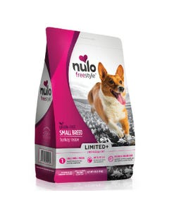 Nulo Freestyle High-Meat Kibble Limited+ Small Breed - Turkey Recipe