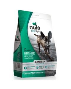Nulo Freestyle High-Meat Kibble Limited+ Dog Food - Alaska Pollock Recipe