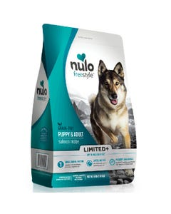 Nulo Freestyle High-Meat Kibble Limited+ Dog Food - Salmon Recipe