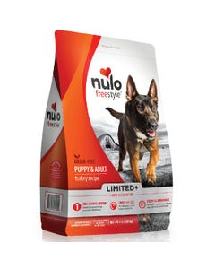 Nulo Freestyle High-Meat Kibble Limited+ Dog Food - Turkey Recipe