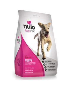 Nulo Freestyle High-Meat Kibble for Puppies - Salmon & Peas Recipe