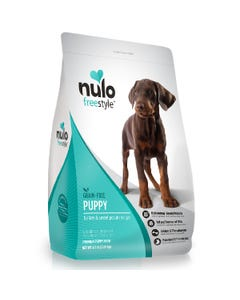 Nulo Freestyle High-Meat Kibble for Puppies - Turkey & Sweet Potato Recipe