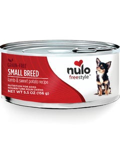 Nulo Freestyle Grain-Free Wet Food for Small Dog Breeds - Lamb & Sweet Potato Recipe