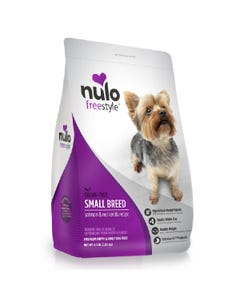 Nulo Freestyle High-Meat Kibble Adult Small Breed Dog Food - Salmon & Red Lentils Recipe