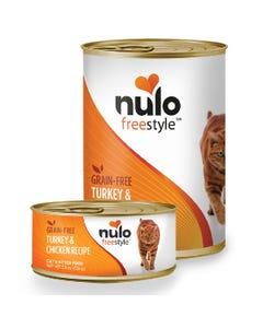 Nulo Freestyle Cat & Kitten Wet Food - Turkey & Chicken Recipe