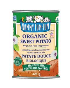 Nummy Tum Tum 100% Pure Organic Sweet Potato