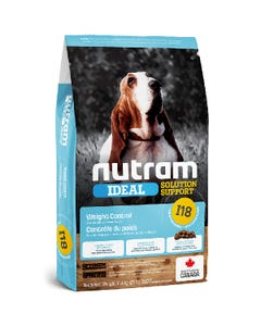 Nutram Ideal Solution I18 Support Weight Control Dog Food - Chicken Meal & Peas Recipe
