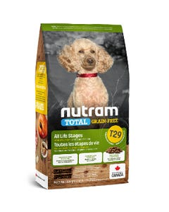 Nutram Total T29 Grain-Free Lamb and Lentils Recipe for Small and Toy Breed Dog Food