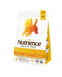 Nutrience Grain Free Small Breed - Turkey, Chicken & Herring - 2.5 kg