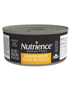 Nutrience Grain Free SubZero Canned Cat Food - Chicken Recipe