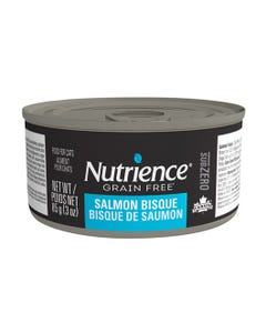 Nutrience Grain Free SubZero Canned Cat Food - Salmon Recipe