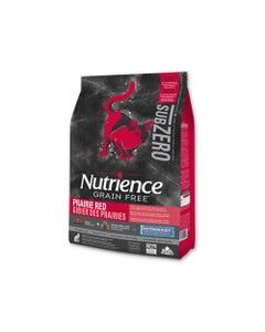 Nutrience Grain Free SubZero Prairie Red Cat Food