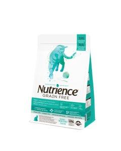 Nutrience Grain Free Indoor Cat Food - Turkey, Chicken & Duck - 2.5 kg