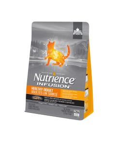 Nutrience Infusion Healthy Adult Cat - Chicken - 1.13 kg (2.5 lb)