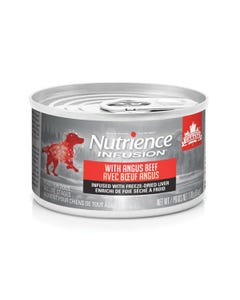 Nutrience Infusion Pate with Canadian Angus Beef