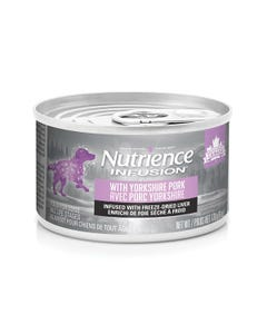 Nutrience Infusion Pate with Yorkshire Pork Dog Food