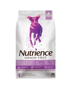 Nutrience Grain Free Pork, Lamb & Duck Formula
