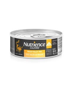 Nutrience Grain Free SubZero Canned Cat Food - Fraser Valley
