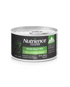 Nutrience Grain Free SubZero Canned Puppy Food - Fraser Valley