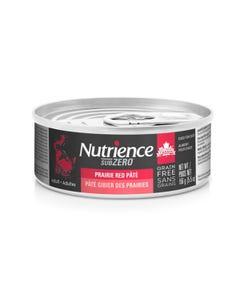 Nutrience Grain Free SubZero Canned Cat Food - Prairie Red