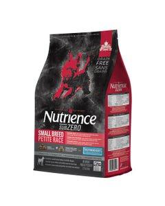 Nutrience Grain Free SubZero Small Breed Prairie Red Dog Food