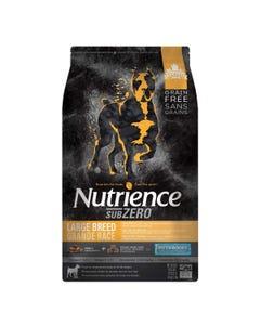 Nutrience Grain Free SubZero Large Breed Fraser Valley Dog Food