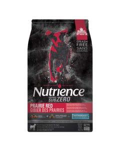 Nutrience Grain Free SubZero Prairie Red Dog Food