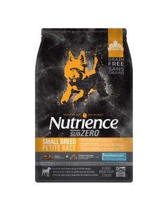 Nutrience Grain Free SubZero Small Breed Fraser Valley Dog Food