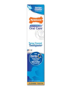 Nylabone Tartar Control Toothpaste for Dogs