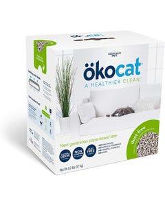 ökocat Dust Free Paper Natural Cat Litter