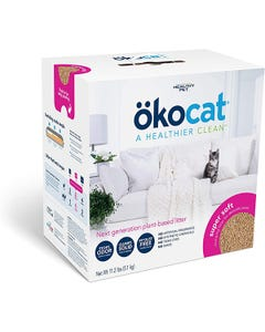 ökocat Super Soft Clumping Wood Cat Litter