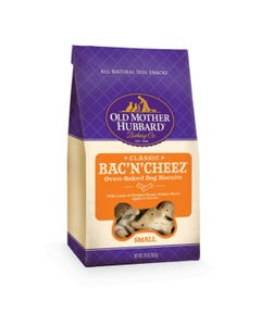 Old Mother Hubbard Original Dog Biscuits Bac'N'Cheez Small