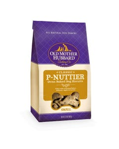 Old Mother Hubbard Original Dog Biscuits P-Nuttier Small