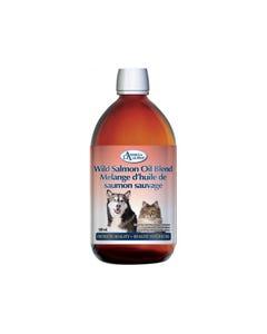 Omega Alpha Wild Salmon Oil - 500 ml