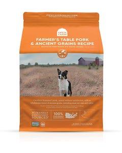 Open Farm Farmer's Table Pork & Ancient Grains Dry Dog Food