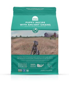 Open Farm Ancient Grains High-Protein Puppy Food