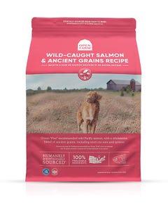 Open Farm Wild-Caught Salmon & Ancient Grains Dry Dog Food