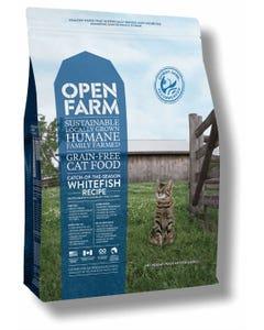 Open Farm Grain Free Catch of the Season Whitefish Cat Food