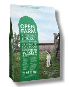 Open Farm Grain Free Homestead Turkey & Chicken Cat Food