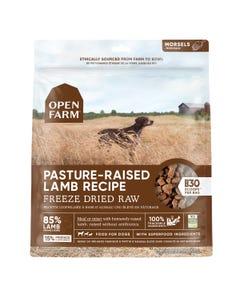 Open Farm Freeze Dried Raw Dog Food - Pasture-Raised Lamb Recipe