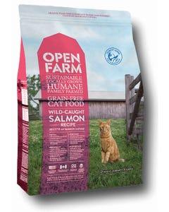 Open Farm Grain Free Wild-Caught Salmon Cat Food