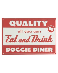 Ore' Pet Dog Red Placemat