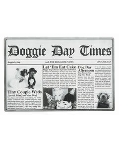 Ore' Pet Doggie Day Times Placemat
