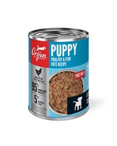 Orijen Puppy Poultry & Fish Pate Wet Dog Food