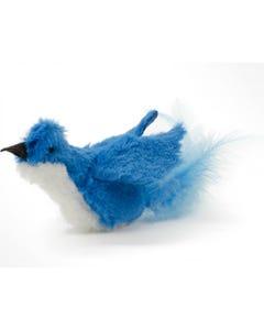 Our Pets Play-N-Squeak Real Birds J-Bird